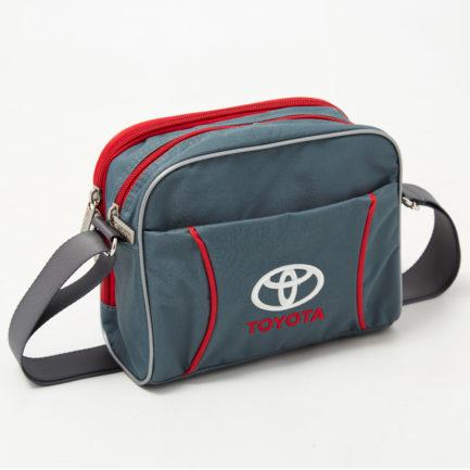 Повседневная сумка через плечё   С417   Ваш лого