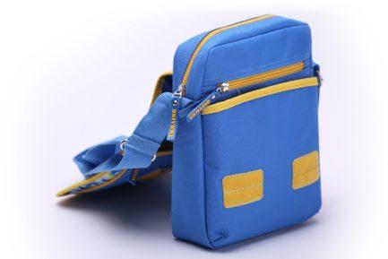 Повседневная сумка через плечё | С426 | С логотипом