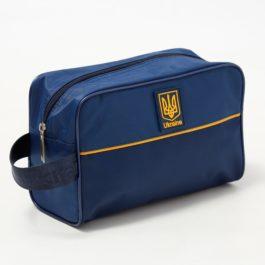 Косметичка | К1 | «Ukraine» Тёмно-синяя