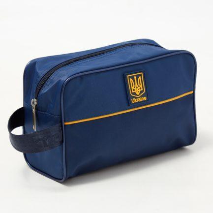 Косметичка | К1 | «Ukraine» Жёлто синий