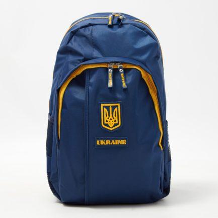 Рюкзак спортивный | Р270 | «Ukraine» Жёлто синий