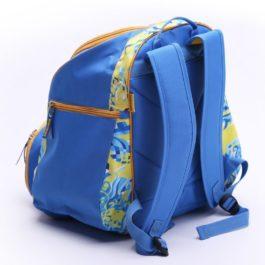 Рюкзак спортивный | Р373 | «Ukraine» Голубой