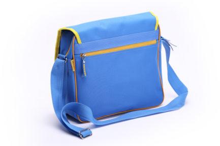 Сумка через плечё | С515 | «Ukraine» Жёлто синий