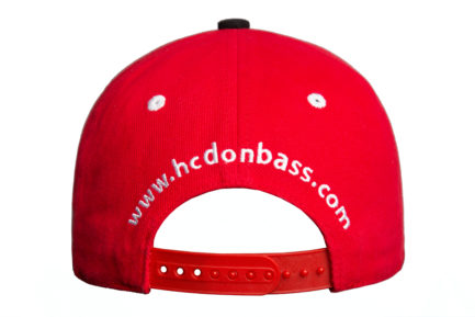 Бейсболка   ХК «Донбас» HCDD   Образец   На заказ