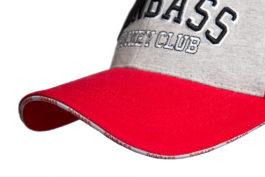 Бейсболка | ХК «Донбас» Hockey Club | Образец | Premium