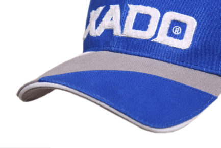 Кепка | «XADO» Сине — серая | Образец | На заказ