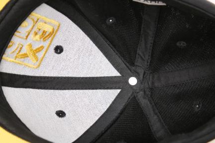 Бейсболка   «XADO» Черно — желтая   Образец   На заказ