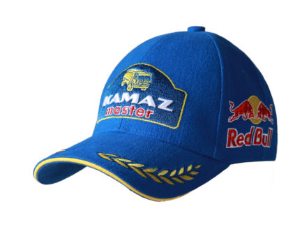 Бейсболка | «KAMAZ Master» / «Red Bull» | Образец | На заказ
