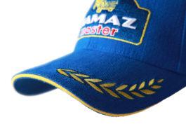 Бейсболка | «KAMAZ Master» / «Red Bull» | Образец | Premium