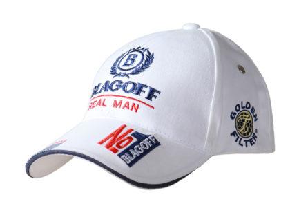 Бейсболка | «Blagoff» Real man | Образец | На заказ