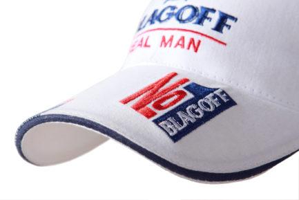 Кепка | «Blagoff» Real man | Образец | На заказ