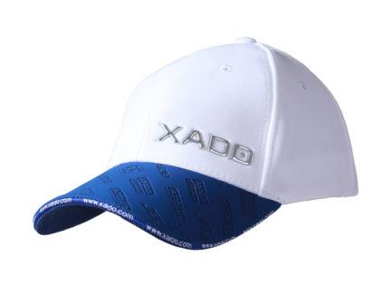 Бейсболка | «XADO» Cиня — белая | Образец | На заказ