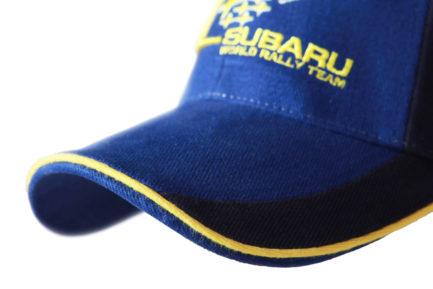 Кепка | «Subaru» World Rally Team | Образец | На заказ