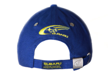 Бейсболка | «Subaru» World Rally Team | Образец | На заказ
