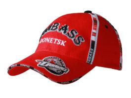 Бейсболка | ХК «Донбас» Donbass Donetsk | Образец | Premium