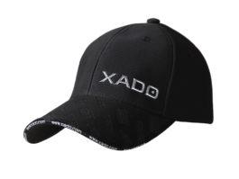 Бейсболка | «XADO» Черная | Образец | Premium