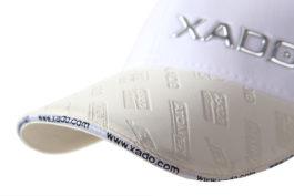 Бейсболка | «XADO» Белая | Образец | Premium