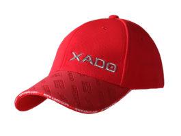 Бейсболка | «XADO» Красная | Образец | Premium
