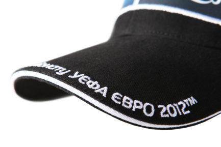 Кепка | «Carlsberg» EURO 2012 | Образец | На заказ