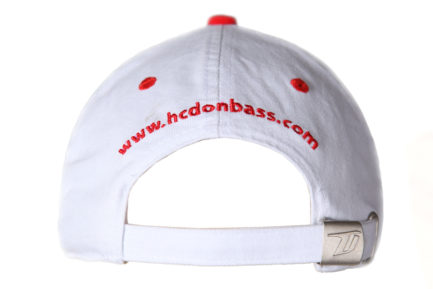 Бейсболка | ХК «Донбас» www.hcdonbass.com | Образец | На заказ