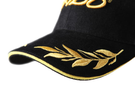 Кепка   «XADO» Черно — золотая   Образец   На заказ