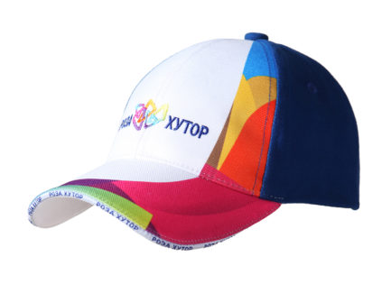 Бейсболка   «Роза Хутор» Летняя   Образец   На заказ