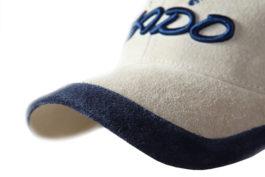 Бейсболка | «XADO» Замша | Образец | Premium