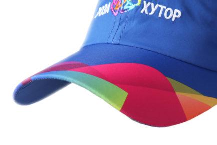 Бейсболка   «Роза Хутор» Зимняя   Образец   На заказ