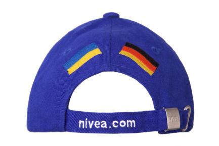 Бейсболка | «NIVEA» | Образец | На заказ