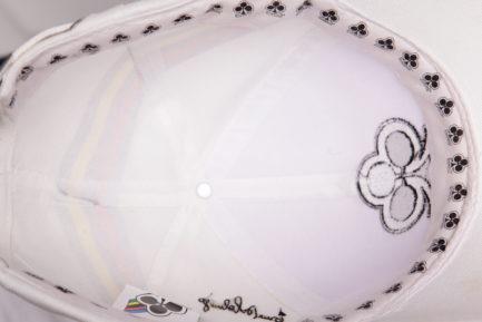 Бейсболка | «Colnago» Белая | Образец | На заказ