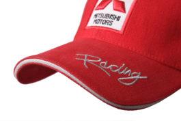 Бейсболка | «Mitsubishi Motors» Racing Летняя | Образец | Premium