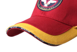 Бейсболка | ФК «Металург» Запоріжжя | Образец | Premium