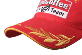Бейсболка | «MacCoffe» Rally Team | Образец | Premium