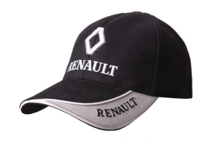 Бейсболка | «Renault» | Образец | На заказ