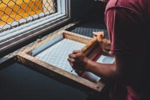 Термотрансферная печать | Полноцветная печать  | Шелкография